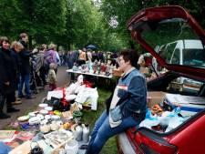 Voor het eerst weer een kofferbakmarkt in Gorinchem