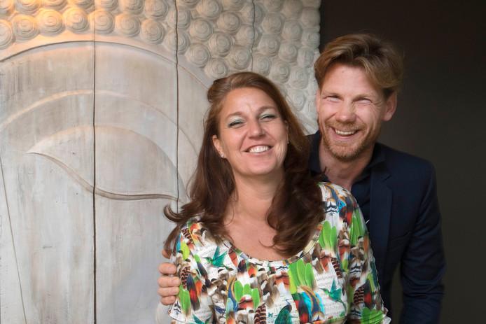 Linda en Jeroen van Kooij.