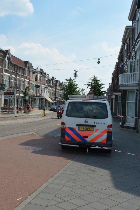 26-jarige Nijmegenaar laat flink bloedspoor achter na steekpartij en zakt in elkaar op Willemsweg: 'Hij bloedde als een rund'