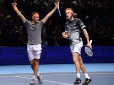 Nieuwe winnaar ATP Finals: Thiem of Tsitsipas?