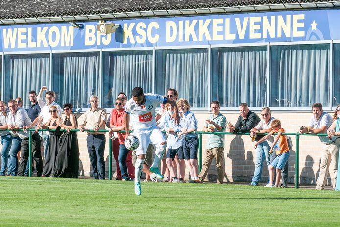 KSC Dikkelvenne-AA Gent