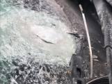 Auto in Tielse binnenstad doelwit van vuurwerkbom