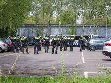 Politie voorkomt confrontatie tussen Feyenoord- en Ajax-supporters in Vlaardingen