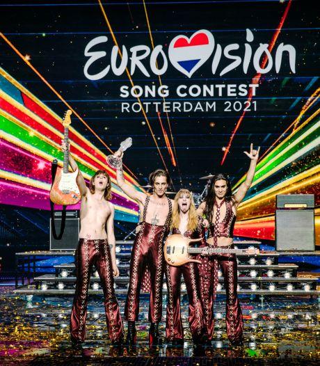 Zwolse huisfotograaf Eurovisie Songfestival blikt terug: 'Dit was gaaf en groots!'