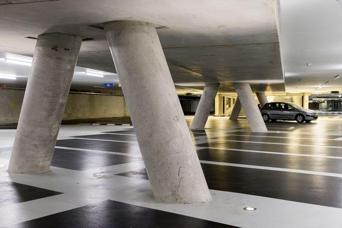 Garage St. Jan in Den Bosch