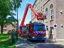 Vijftien bewoners terug naar huis na brand in oud pand aan Westhavenkade