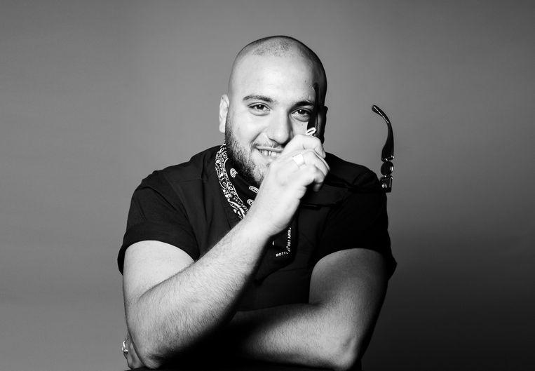 Massih Hutak bracht dit jaar twee albums uit. Beeld Nanda Hagenaars