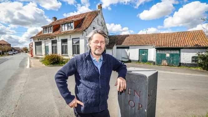 """Douanecafeetje 'Het Witte Paard' herleeft: """"Kom binnen in België en vertrek in Frankrijk"""""""