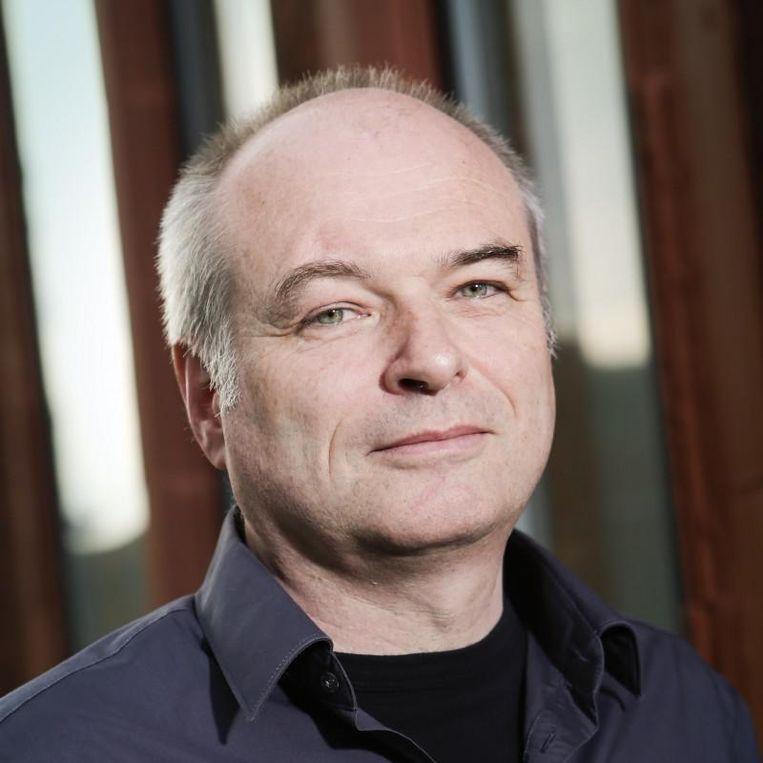 Cor Calkhoven, verouderingsbioloog Beeld .