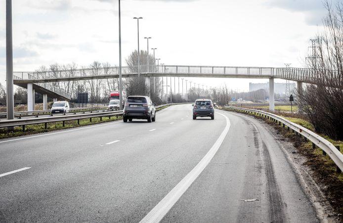 De N31 Expresweg in Brugge krijgt een nieuwe asfaltlaag.