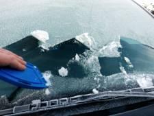 Aangevroren ruiten en besneeuwde voetpaden? U riskeert een boete van 58 euro