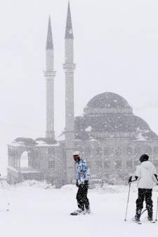 Tschüss Tirol! 'Cultureel skiën' in Turkije in opkomst