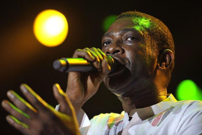Youssou N'Dour © EPA