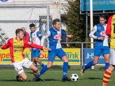 Voetbaloverzicht: DTS Ede verliest derby bij SDV Barneveld, VRC verslaat Lunteren in enerverende derby