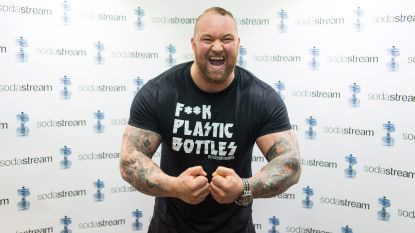The Mountain uit 'Game of Thrones' is sterkste man ter wereld