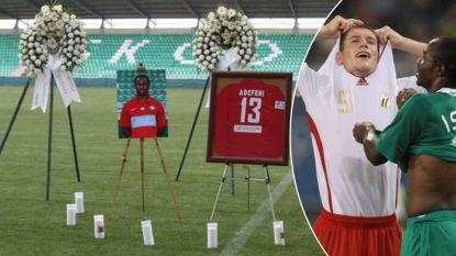 De maker van de openingsgoal stierf drie jaar later: de elf 'vergeten' Nigerianen die Jonge Duivels olympische finale 2008 ontzegden