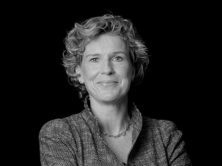 Prof. dr. Janka Stoker is hoogleraar Leiderschap en Organisatieverandering aan de RUG. Beeld Rijksuniversiteit Groningen
