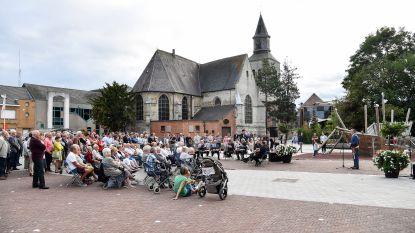 Buggenhout eert oorlogsheld Kamiel Van Belle met opening nieuw plein