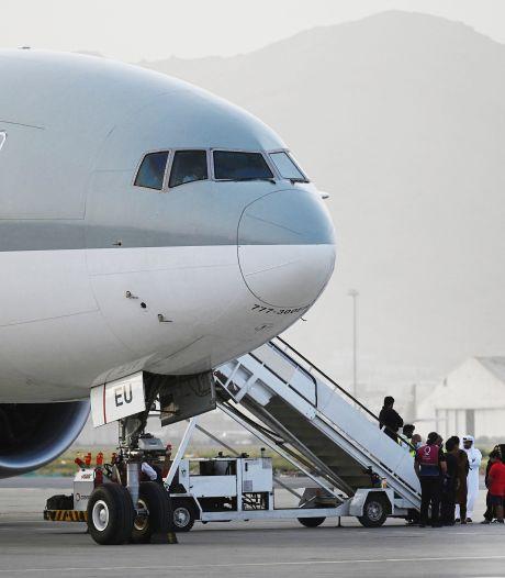 Opnieuw Nederlanders uit Afghanistan met evacuatievlucht