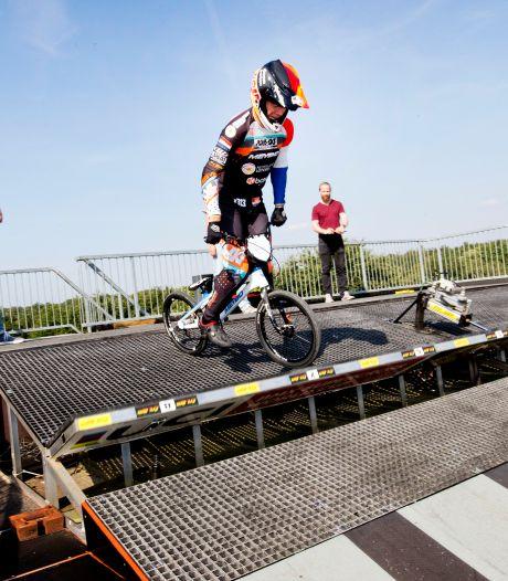 Met dit speciale meetinstrument vliegen 'relaxte' BMX'ers van het startblok af