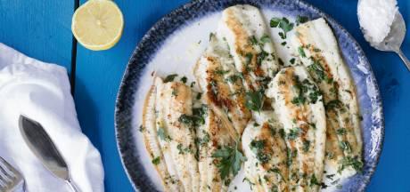 Wat Eten We Vandaag: Rucolastamppot met citroen en scholfilet
