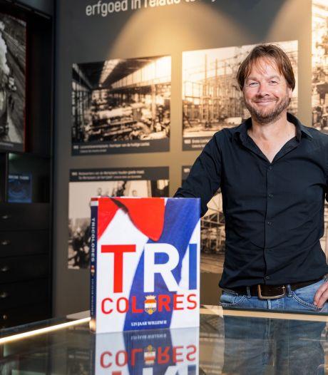 Speels, niet schijnheilig en de clubmensen centraal: het jubileumboek van Willem II