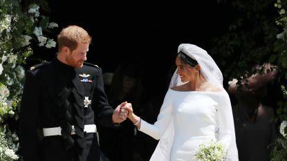 Er is nu al een betaalbare kopie van Meghan Markles trouwjurk te koop