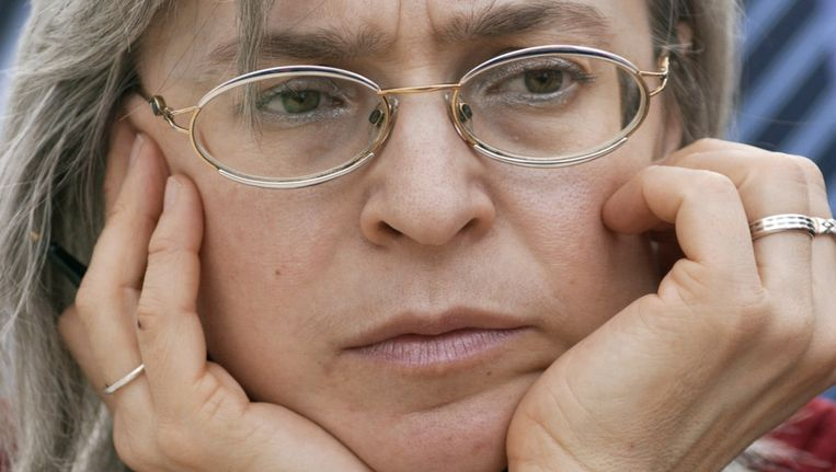 Anna Politkovskaja. Beeld afp