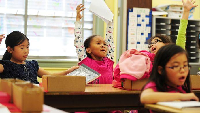Leraren ervaren naar eigen zeggen nog steeds een te hoge werkdruk