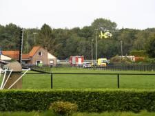 Zwaargewonde bij incident aan Sprengenweg in Heerde