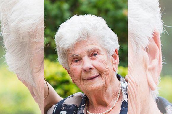 Suzanne Hoylaerts overleed afgelopen zaterdag op 90-jarige leeftijd aan het coronavirus.