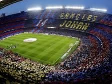 Barcelona onthult eind augustus stadion én standbeeld voor Cruijff