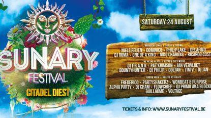 Nóg een festival afgelast: te weinig belangstelling voor eerste Sunary Festival