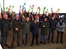 Haghorst legt fundering voor bouw 26 woningen aan De Welder
