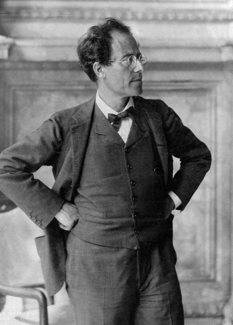 Gustav Mahler. Beeld Getty Images