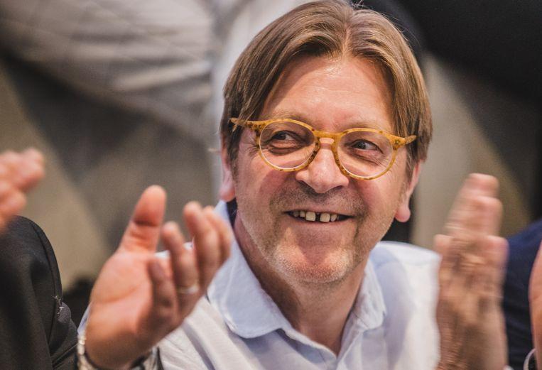 Guy Verhofstadt legt donderdag de eed af als Gents gemeenteraadslid.