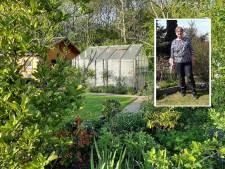 'De natuur in de tuin geeft haar energie door'