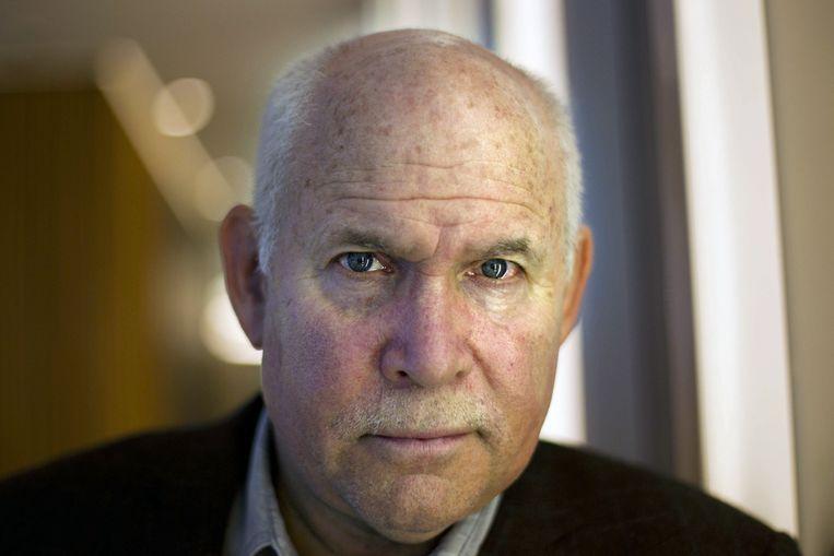 Steve McCurry: 'De impact van de beelden van George Floyd is gigantisch geweest.het is een vooruitgang dat tegenwoordig alles kan worden vastgelegd.' Beeld EFE