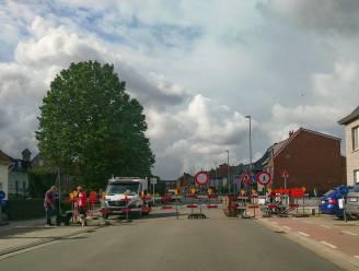 Lepelhoekstraat nog hele week afgesloten voor verkeer