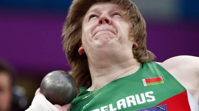 Olympisch kampioene kogelstoten betrapt op doping