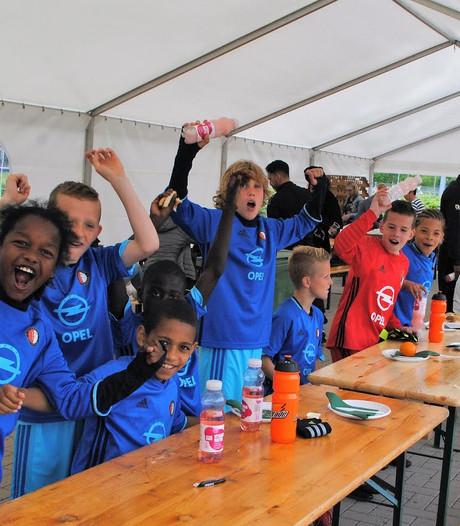 FC Twente in kwartfinale op internationaal U11-toernooi in Oldenzaal