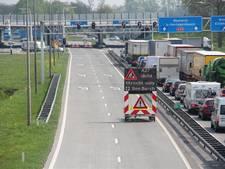A59 komend weekend dicht tussen Zonzeel en Hooipolder