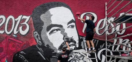 Het mysterie van Tielenaar Vasco: jaarlijks knappen vrienden de graffiti-schildering van overleden vriend op
