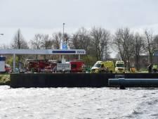 Gezonken jacht in Middelburg ondanks ruime inzet hulpdiensten niet gevonden