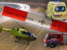 112-overzicht: caravanravage op A16, mishandeling op station en meer