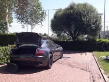 Verdachte van brandstichting Maserati Muis blijft in cel