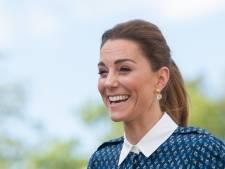 """Pour la première fois, Kate Middleton se filme en selfie: """"On aime ce côté informel"""""""