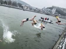 Avis aux nageurs intrépides: la traversée hivernal de la Meuse aura lieu fin février