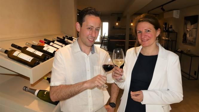 """Beste maître van het land opent wijnwinkel: """"Genieten van het leven vertalen we in een glas"""""""