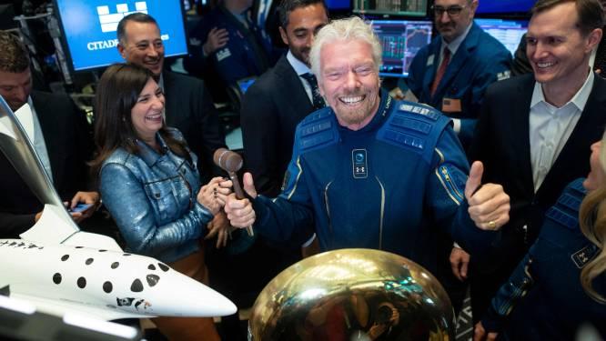 Na Bezos en Branson wil ook oud-topman van Virgin Galactic de ruimte in